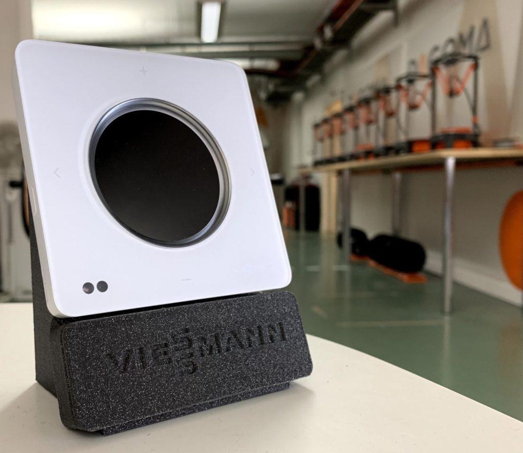 Support en 3D Viessman