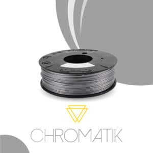 Filament Chromatik PLA 1.75mm – Argent (750g)