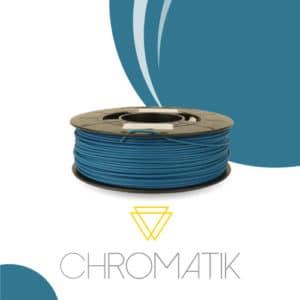 Filament Chromatik PLA 1.75mm – Bleu Canard (750g)