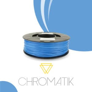 Filament Chromatik PLA 1.75mm – Bleu Ciel (750g)