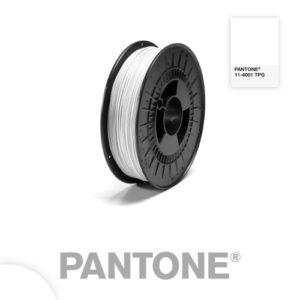 Filament Pantone PLA 1.75mm – 11-4001 TPG – Blanc