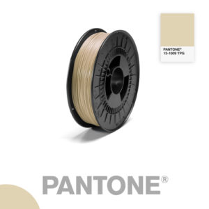 Filament Pantone PLA 1.75mm – 13-1009 TPG – Crème