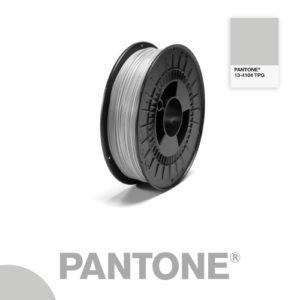 Filament Pantone PLA 1.75mm – 13-4104 TPG – Gris
