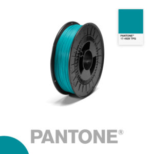 Filament Pantone PLA 1.75mm – 17-4928 TPG – Turquoise