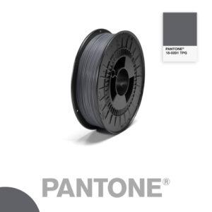Filament Pantone PLA 1.75mm – 18-0201 TPG – Gris