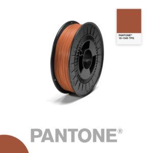 Filament Pantone PLA 1.75mm – 18-1345 TPG – Rouille