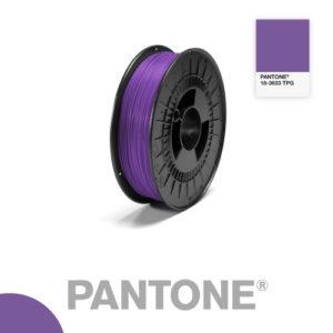 Filament Pantone PLA 1.75mm – 18-3633 TPG – Violet