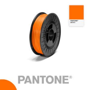 Filament Pantone PLA 1.75mm – 2018 C – Orange