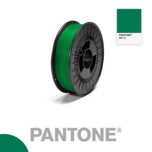 Filament Pantone PLA 1.75mm – 341 C – Vert