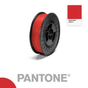 Filament Pantone PLA 1.75mm – 3546 C – Rouge