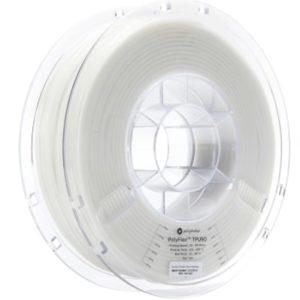 Filament PolyFlex TPU90 1.75mm 750g Blanc