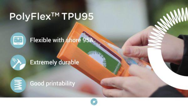 les avantages du TPU 95 A